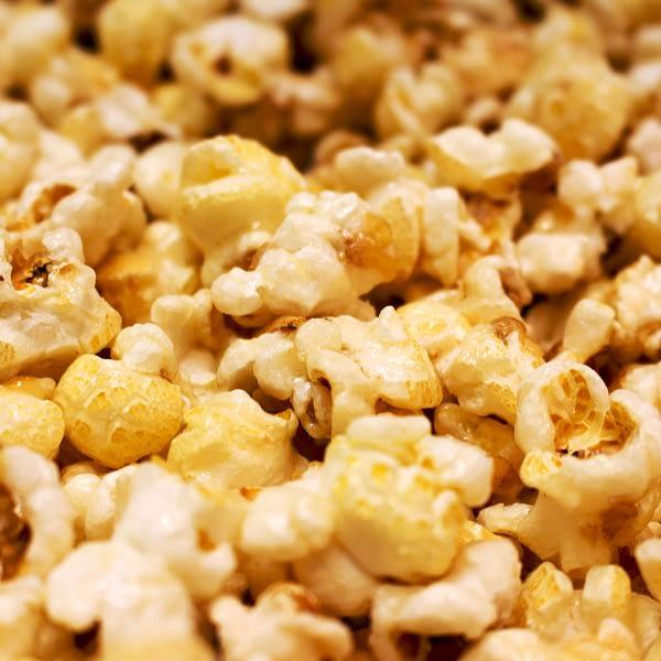 Pina Colada Flavor Popcorn