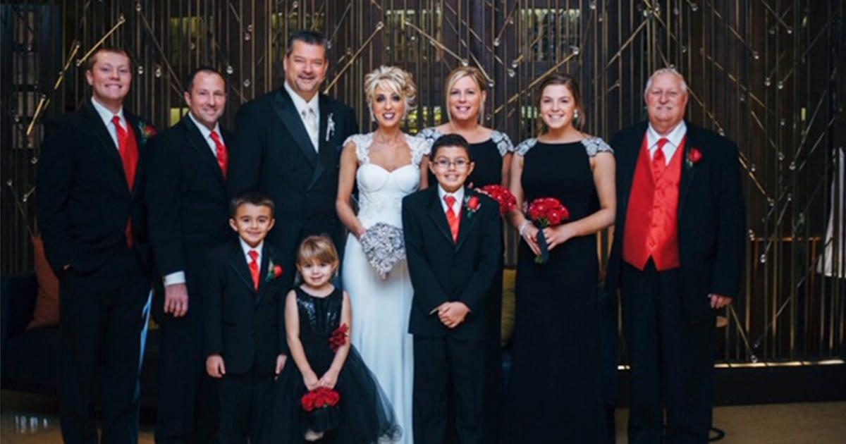 Beauchamop Wedding Photo
