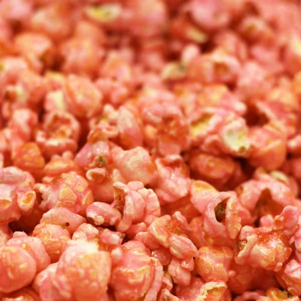Cotton Candy Flavor Popcorn