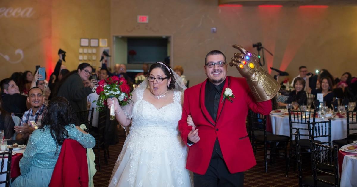 Zamudio Wedding