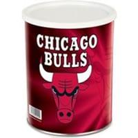 Chicago Buuls Popcorn Tin